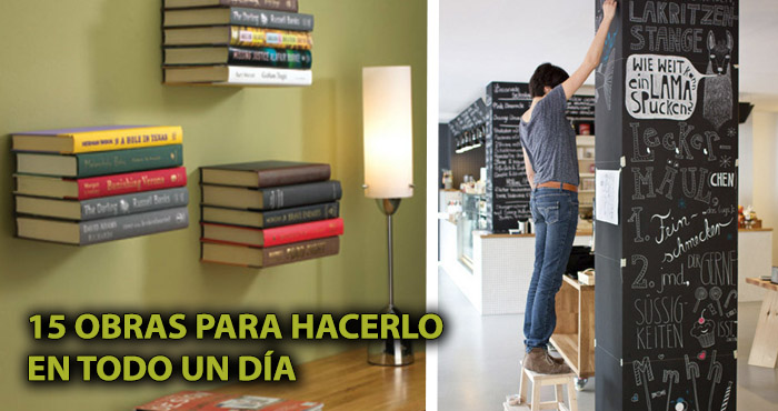 15 Tendencias en muebles y sus respectivos tutoriales caseros con ...